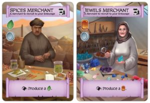 Merchants of Araby - Merchants