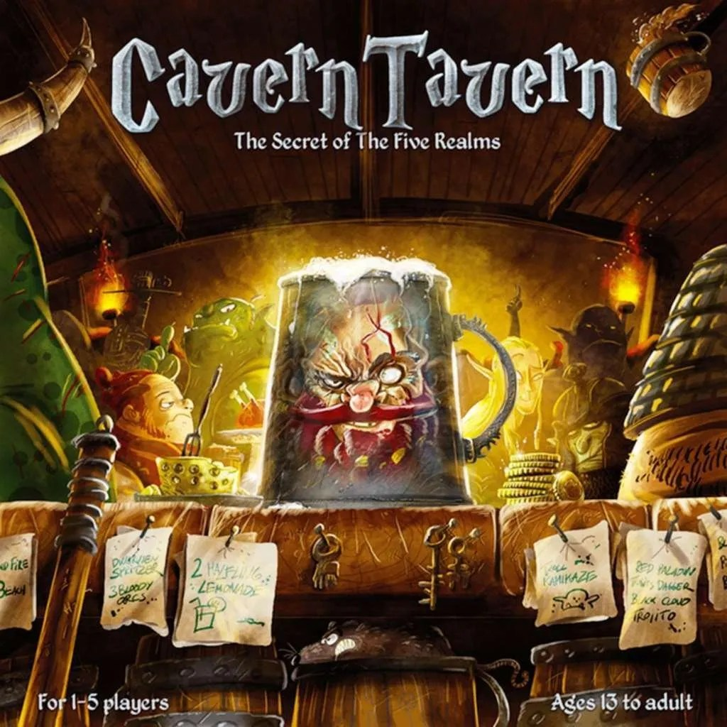 Review: Cavern Tavern