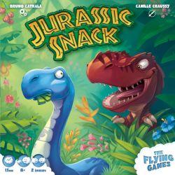 Jurassic Snack - Cover