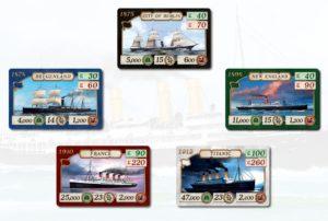 Transatlantic - Cards