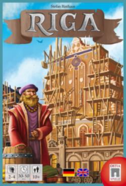Riga - Cover