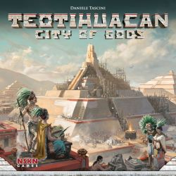 Teotihuacan - City of Gods - Cover