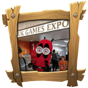 UK Games Expo 2018