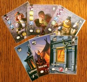 Thieves Den - Cards