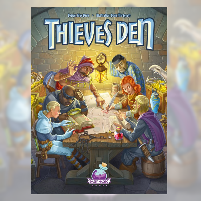 First Impressions: Thieves Den