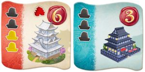 Yamataï - Buildings and Palaces