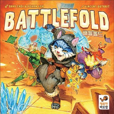 Review: Battlefold