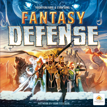 Review: Fantasy Defense