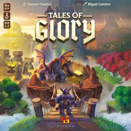 Tales of Glory - Cover