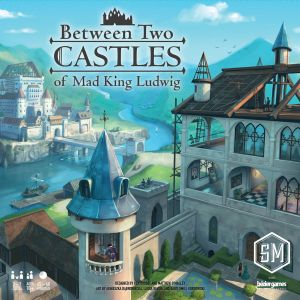 Between Two Castles of Mad King Ludwig - Cover