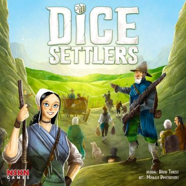 First Impressions: Dice Settlers