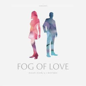 Fog of Love - Cover