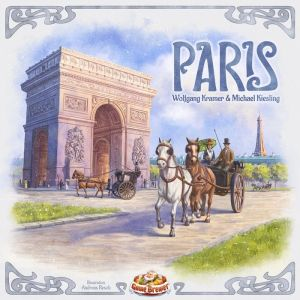 Paris - Cover