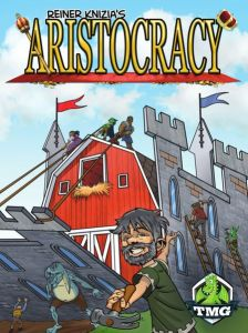 Aristocracy - Cover