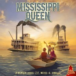 Mississippi Queen - Cover