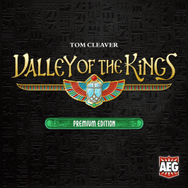 Valley of the Kings - Cover