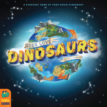 First Impressions: Gods Love Dinosaurs