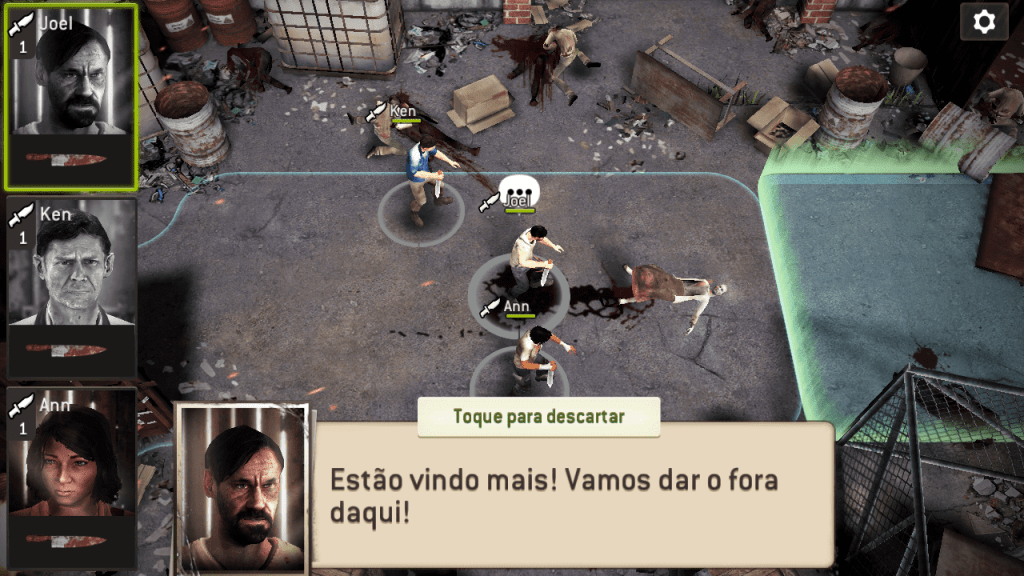 The Walking Dead No Man's Land MOD APK 1.9.0.87