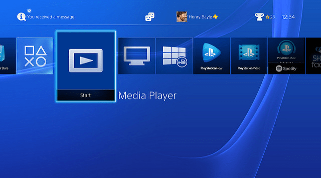 media-player-ps4