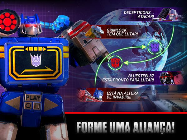Transformers: Earth Wars iOS