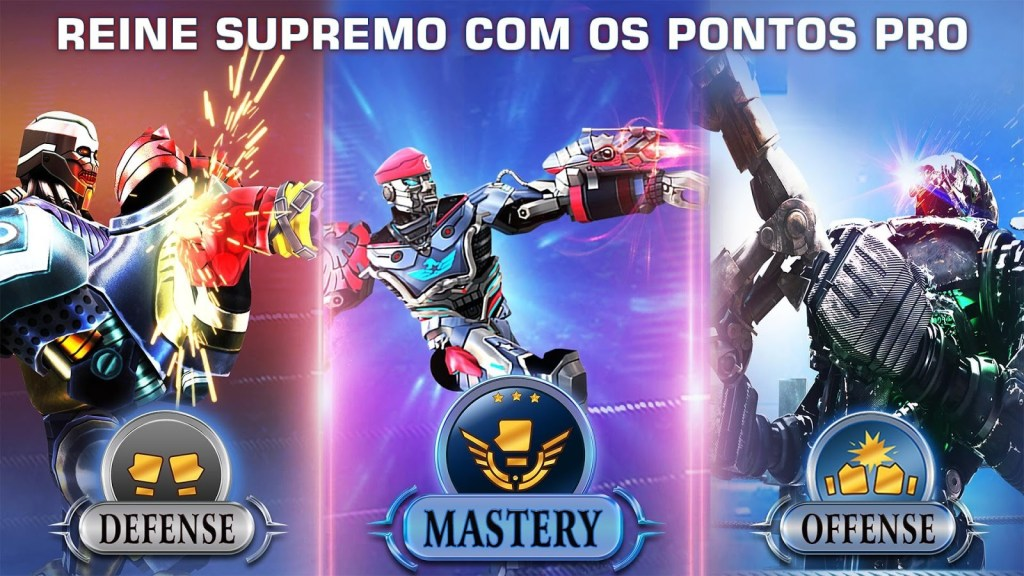 Real Steel HD v1.32.2 + MOD