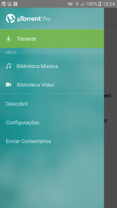 µTorrent® Torrent Downloader v3.24 build 225