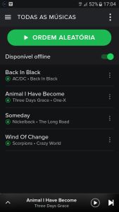 spotify mod offline android