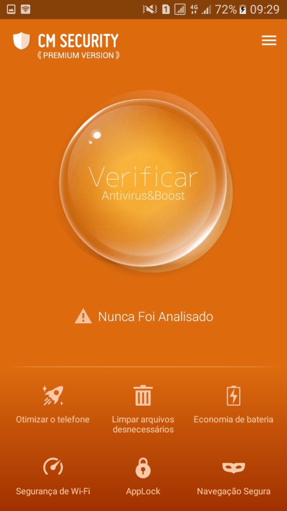CM Security Premium android