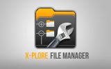 X-plore File Manager Donate v3.94.04