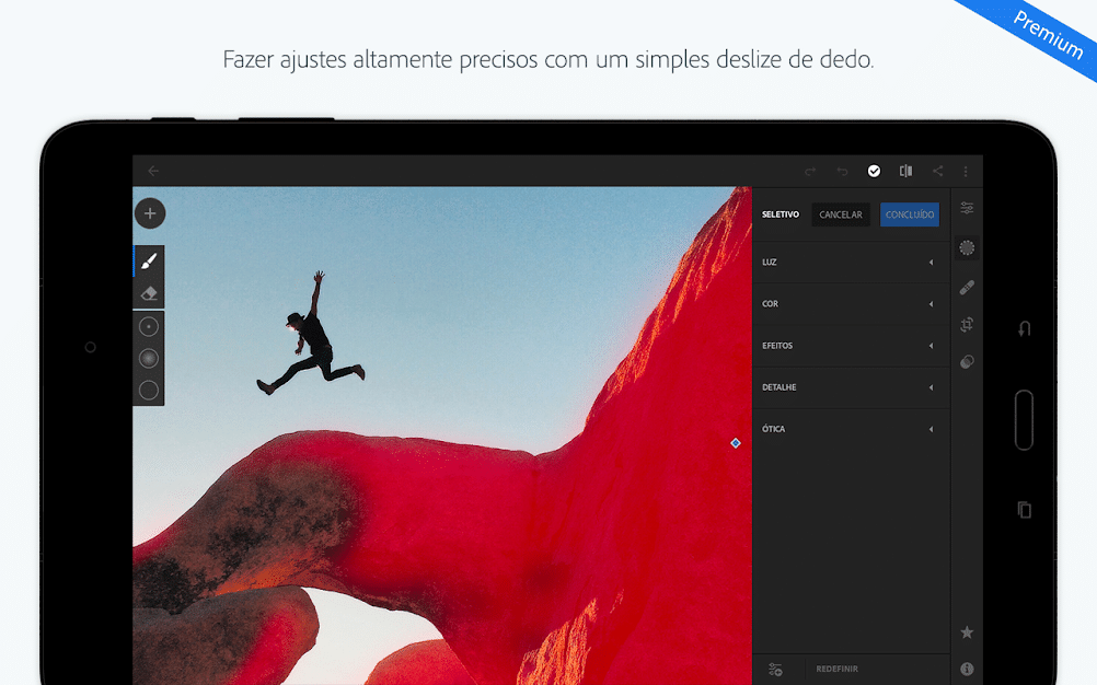 Adobe Photoshop Lightroom CC apk