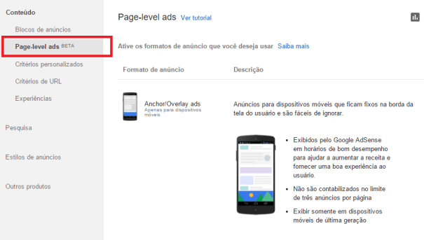Page-level-ads-beta