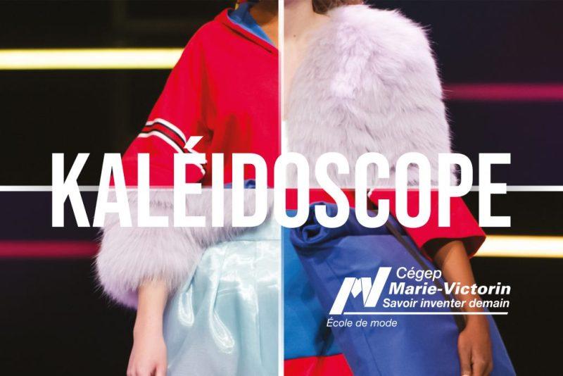 FMDMTL Kaléidoscope École de mode du Cégep Marie-Victorin