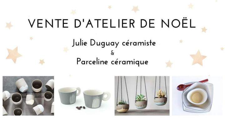 Vente d'atelier de Noël @ Parceline céramique | Montreal | QC | Canada