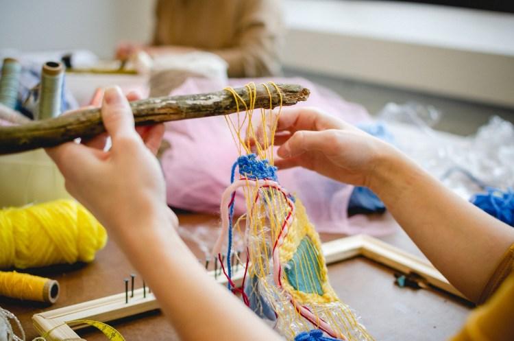 L'atelier pour enfant : Découverte textile @ Les Immeubles Grover | Montreal | QC | Canada