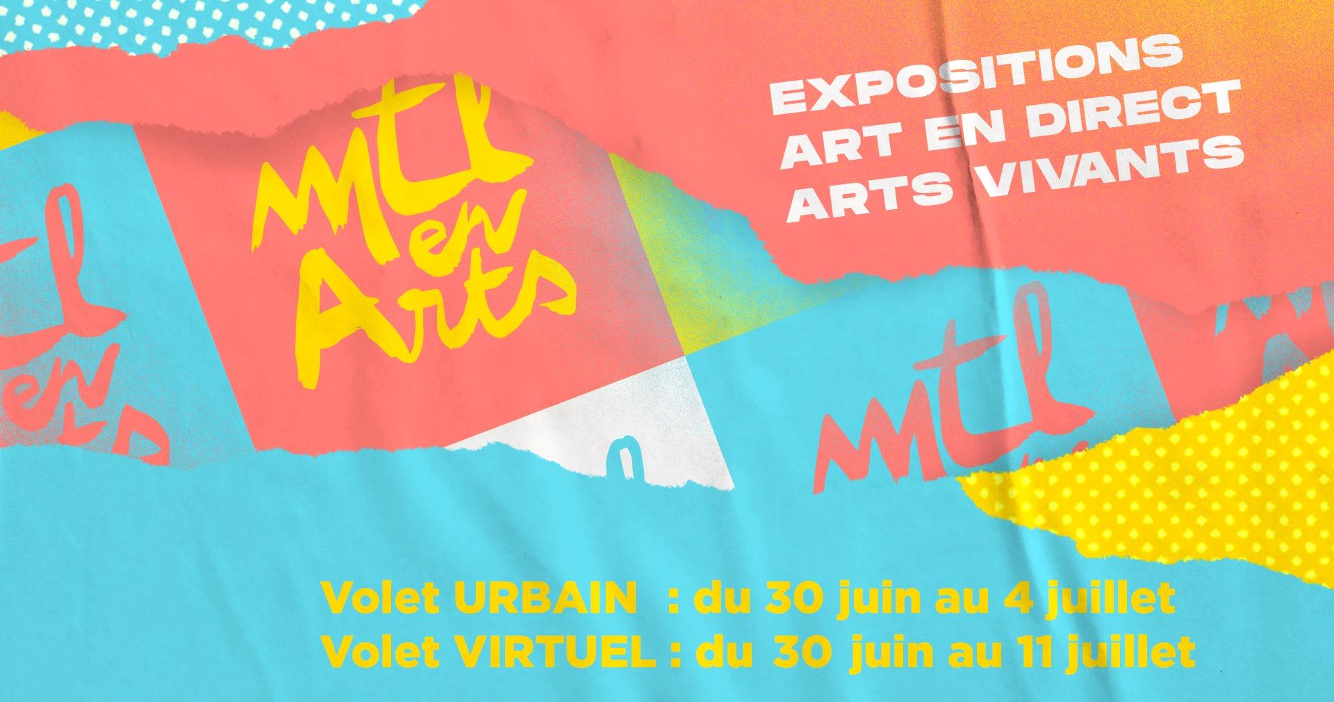 Mtl en Arts – Édition 2021