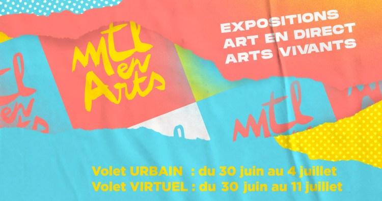 Mtl en Arts - Édition 2021