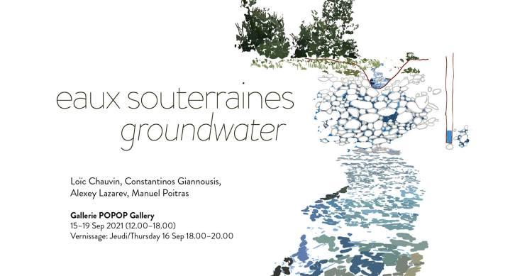 Exposition Eaux souterraines / Groundwater @ POPOP | Montreal | QC | Canada