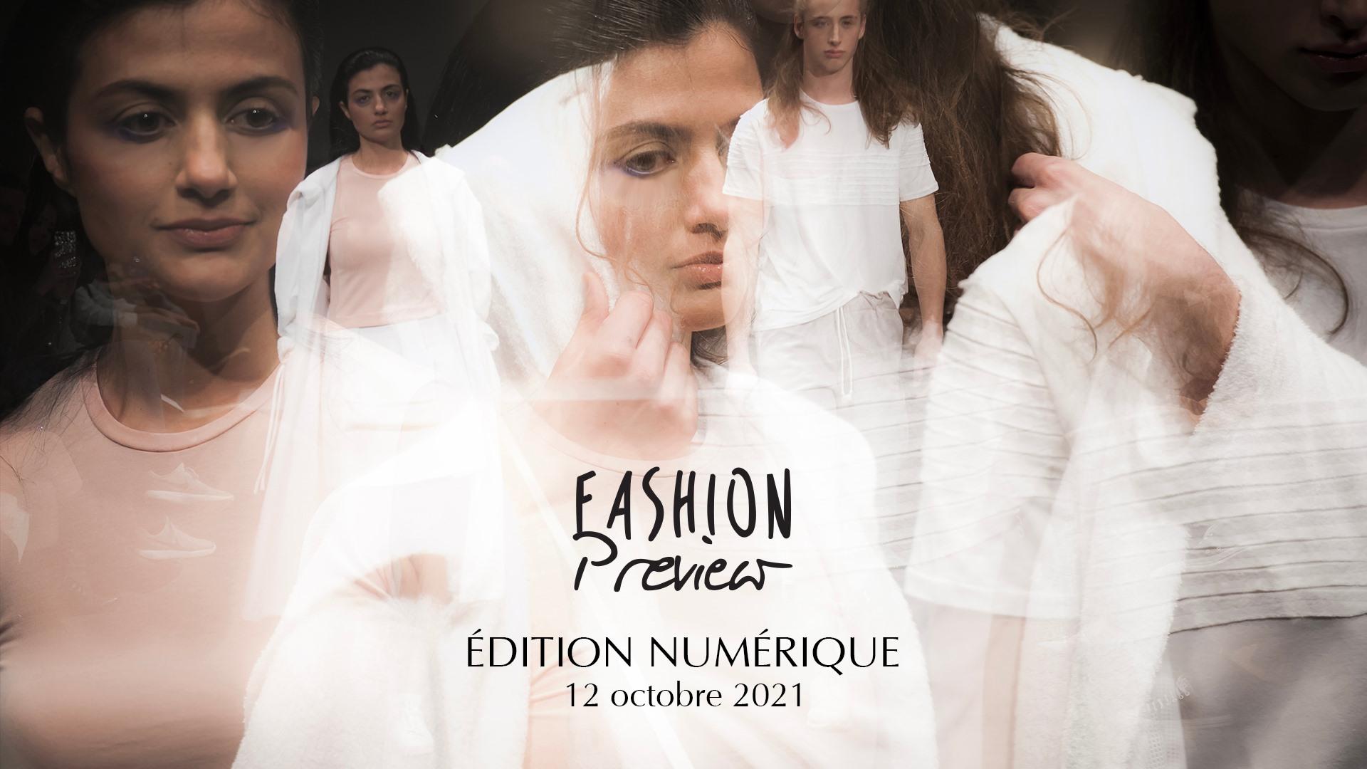 Fashion Preview – Édition numérique #3