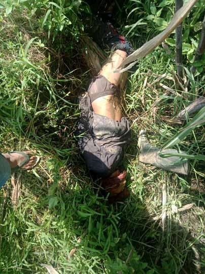 Setelah Satu Bulan, Polisi Tangkap Terduga Pembunuhan di Ladang Jagung