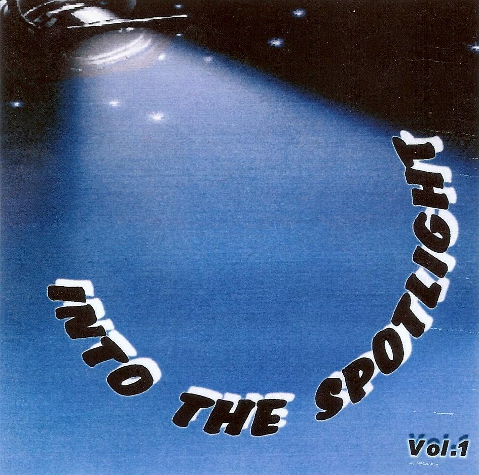 Dave Robinson - Into The Spotlight sub-category heading pic