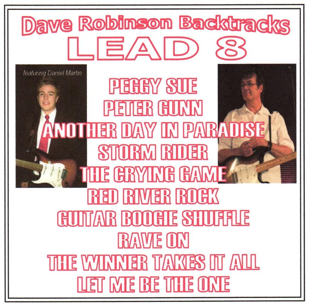 Dave Robinson - Lead 8