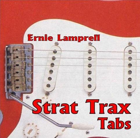 Ernie Lamprell Strat Trax