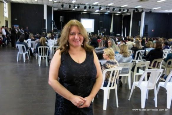 Sueli Amoedo, coordenadora dos Direitos das Mulheres de Taboão da Serra.