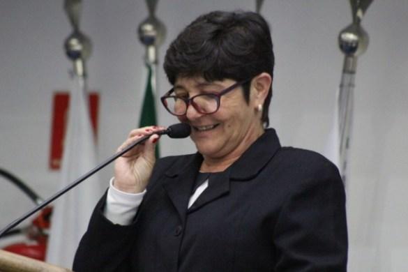 Vereadora Rita da Cássia tem indicação aprovada na Câmara. (Foto: Thiago Walter / Divulgação)