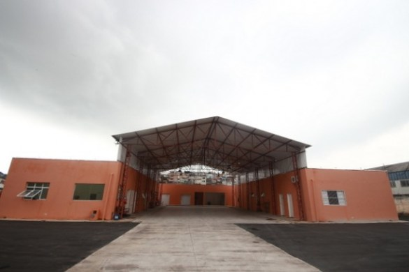 O posto, localizado no Pq. Industrial Daci, funcionará de segunda a segunda, com atendimento 24h. (Foto: Ricardo Vaz / PMTS)
