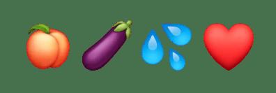 Sexy Emoji