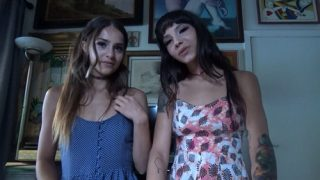 Family Therapy Kitty Carrera & Sofie Reyez – Sharing My Brother