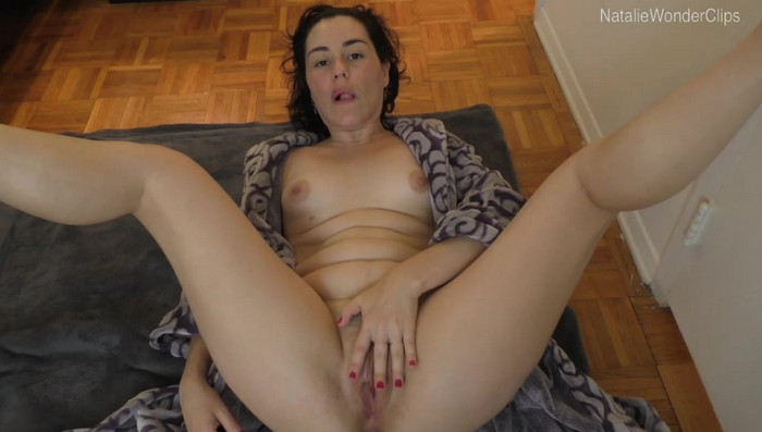 Natalie Wonder – Mommy Takes Your Virginity And Drains You Dry