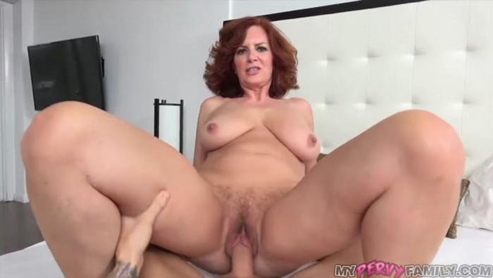 MyPervyFamily Andi James – Talk With Mom – Mom Is Watching Us Part 2