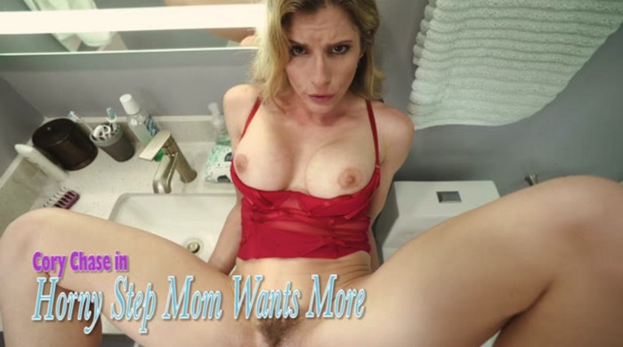 Cory Chase – Horny Step Mom Wants More